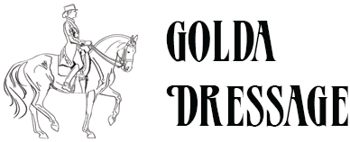 Golda Dressage Logo